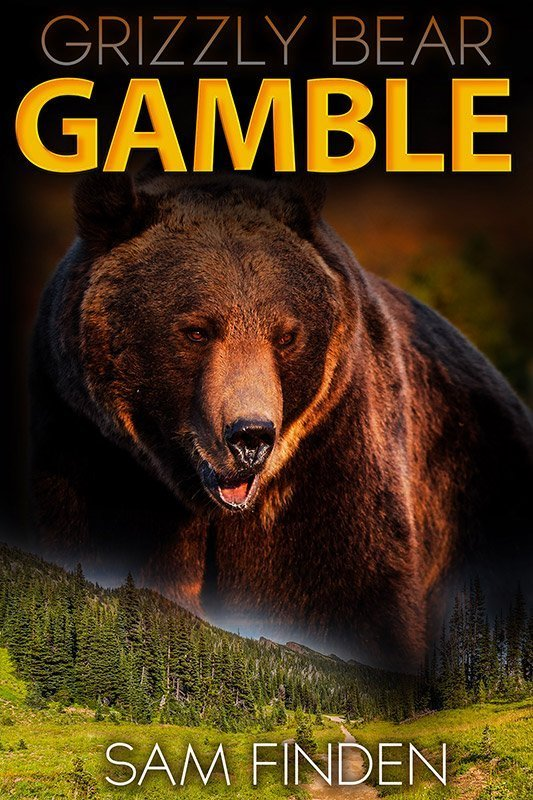 Grizzly Bear Gamble By Sam Finden